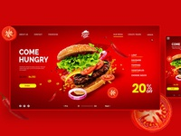 Food Ui design