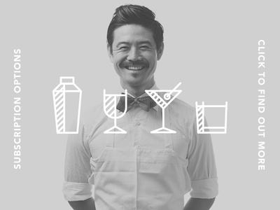 Cocktail Courier Bartender Subscription Tile