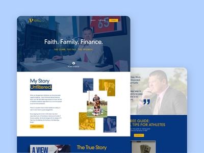 Aaron Parthemer - Website Design website design web design website