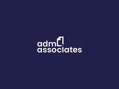 ADM Associates grants brand brand design branding logo design
