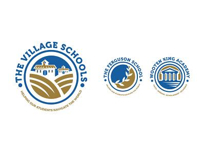 The Village Schools education website education logo education