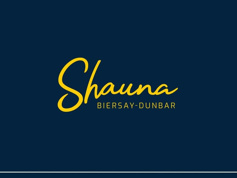 Shauna Biersay-Dunbar - Logo Design logo design