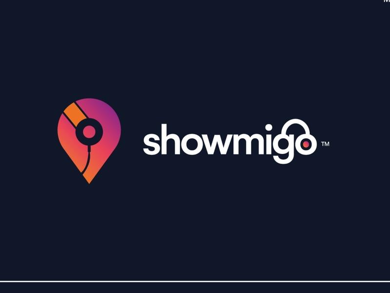 Showmigo - Logo Design logo design