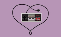 Nes Controller Background