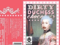 Dirty Duchess Chocolate Bar (Madame Strawberry)