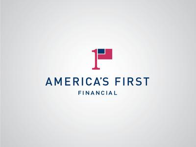 AmFirst Financial Logo