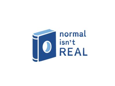 Normal Isn't Real logo