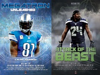 Rookie Premiere Movie Posters for NFL Players