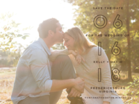 Kelly & David | Save the Date