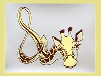 Giraffe Ampersand