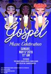 Gospel 2019 Music Flyer