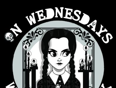 Wednesday Addams OG Mean Girl