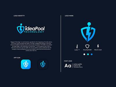 ideapool lettering website vector ui typography icon branding design illustration logo