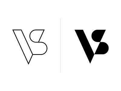 OK, left or right? selfbranding self branding selfidentity geometry geometric lettering letters vs identity monogram logo monogram