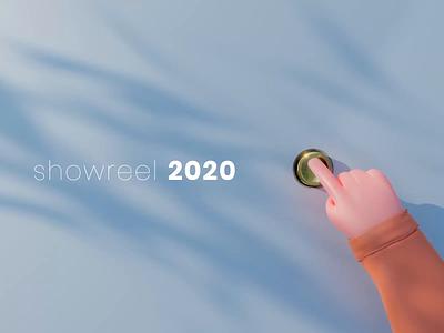 EGO Showreel 2020 app app design interface interaction mobile ui mobile animation motion graphics motion design 3d graphics 3d animation 3d showreel reel ui ux ui ux web web design video