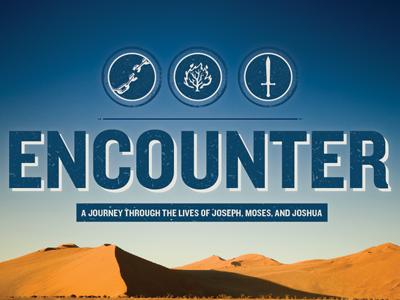Encounter branding logo