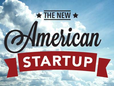 American Startup Logo logo