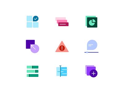 Spot Illustrations - Part II ui vector flat illustration icon design branding