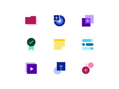Spot Illustrations - Part III ui web flat vector illustration icon branding