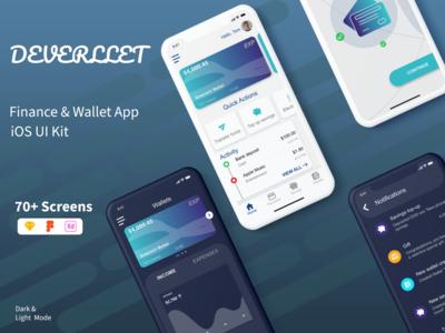 Wallet UI kit adobe photoshop app adobe xd mobile ui mobile app design clean ui ui adobexd mobile app design