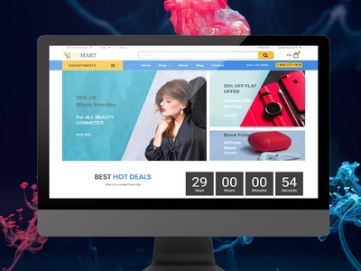 Ecmart complete ecommerce solution