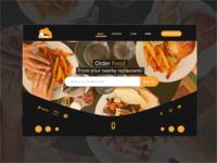 Food Header - XCard 6