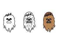 Chewbacca Sketch