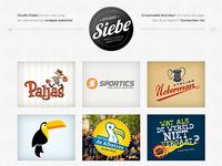 Studio Siebe portfolio