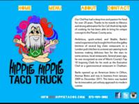 Taco Truck Website