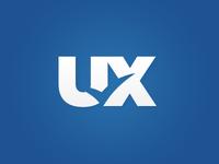 UX Logo rebounded