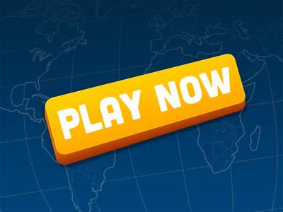 Play Now games play button world map play now game
