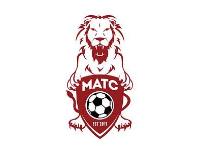 Matias Almeyda Training Center Logo lion logo tx texas soccer