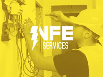 NFE Services - Logo Design