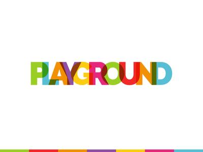 Playground - Logo Design