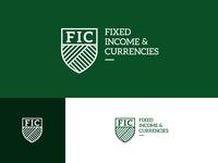 Fixed Income & Currencies - Logo Design