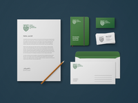 Fixed Income & Currencies - Stationery Design