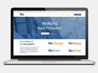 Re webportal