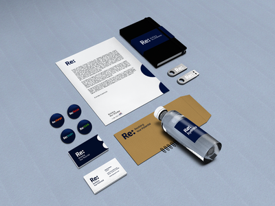 Re: - Stationery Design