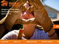 Charity Website Redesign