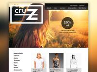 Apparel Website