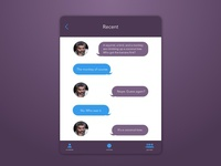 Daily Ui: Day 13 - Direct Messaging