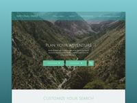 National Parks Web App