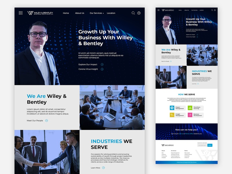 Consulting Business Web Design user experience dailyui dribbbles dribbble clean modern wireframe web business web consulting consulting web branding logo website ui design design ux design ui ux