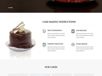 Want to Create Cafe & Bakery Website?