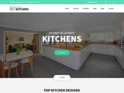 Kitchen Design Template Best Kitchen Cabinets Planner web design wordpress theme wordpress template wordpress development wordpress design website builder theme design