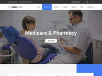 Wellness WordPress Theme for Health & Medical Websites
