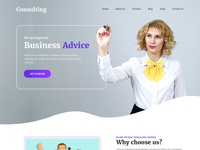 Build a Financial Advisor and investment firms Website