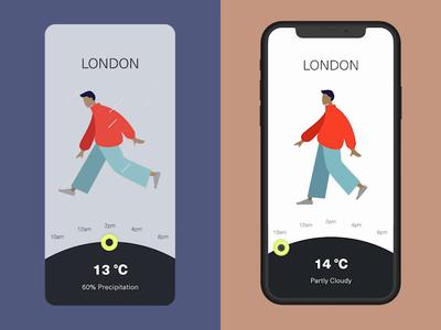 Weather App ☔️
