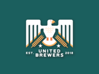 United Brewers Logo Concept