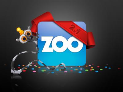 ZOO Launch Teaser   yootheme icon icons logo illustration lemur zoo